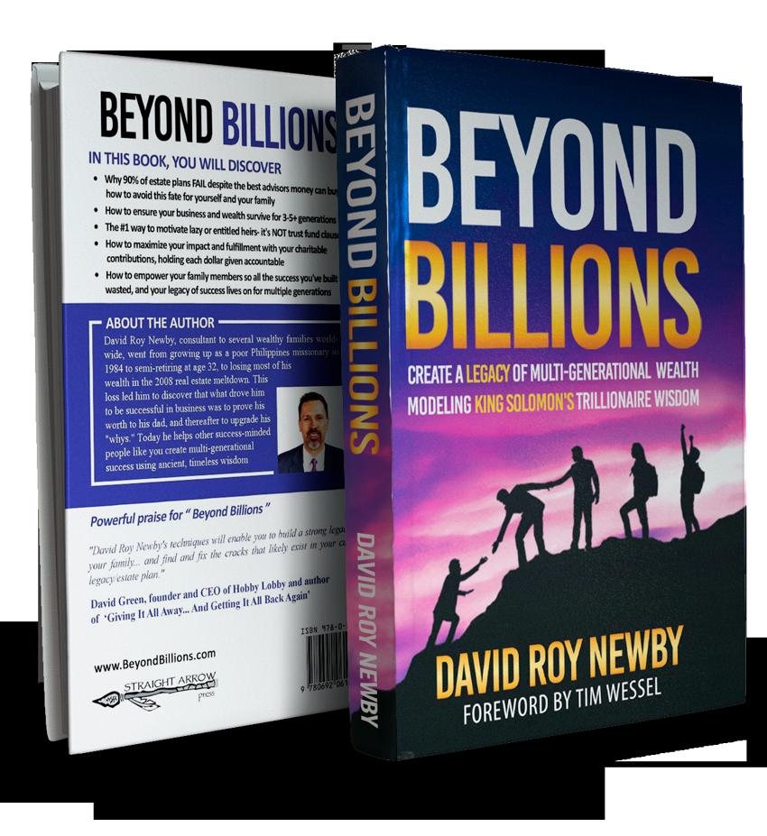 BEYOND BILLIONS